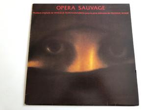 Opera Sauvage -Musique Originale de Vangelis Papathanassiou pour La Serie Televisee de Frederic Rossif / Polydor LP STEREO / 2480 551