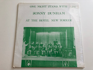 One Night Stand with Sonny Dunham At The Hotel New Yorker / JOYCE LP / LP 1057