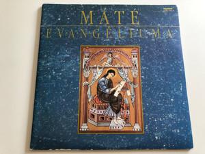 Máté Evangéliuma / Magyar Rádió Énekkara / HUNGAROTON 2X LP STEREO / SLPX 14083-84