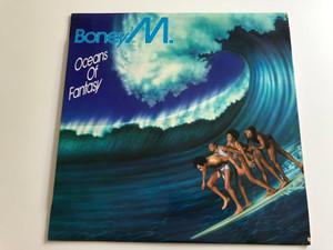 Boney M. – Oceans Of Fantasy / Frank Farian, Liz Mitchell, Marcia Barrett / HANSA LP / 200 888-320