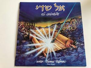 Thomas Kalman – El Shaday / Mayer Erika / MAGEN LP / BP-255
