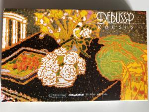 Debussy - Kocsis / Suite Bergamasque, Images (Oubliées), Pour Le Piano, Les Estampes / HUNGAROTON CASSETTE STEREO / MK 12586-A