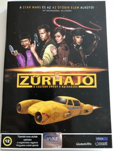 T)Raumschiff Surprise - Periode 1 DVD 2004 A zűrhajó / Directed by Michael Herbig / Starring: Michael Herbig, Rick Kavanian, Christian Tramitz, Anja Kling (5998133159236)