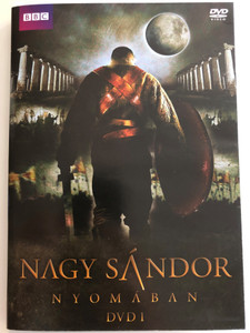 Nagy Sándor Nyomában DVD 1997 In the Footsteps of Alexander the Great / BBC Documentary / Directed by David Wallace / Written & Presented by Michael Wood / Disc 1 - Episodes 1&2 (5996473005718)