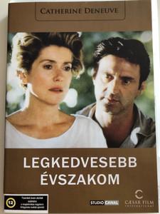 Ma Saison Préférée DVD 1993 Legkedvesebb évszakom / Directed by André Téchiné / Starring: Catherine Deneuve, Daniel Auteuil, Marthe Villalonga (5999554700755)