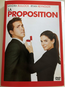 The Proposal DVD 2009 La Proposition / Directed by Anne Fletcher / Starring: Sandra Bullock, Ryan Reynolds (8717418222604)