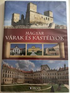 Magyar Várak és Kastélyok DVD 2012 Hungarian Castles and Fortresses / Directed by Gráner József / Editions Atlas / Bonus: Turai Castle (DVD3773981)