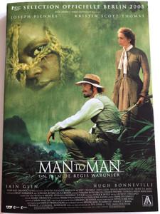Man to Man DVD 2005 / Directed by Régis Wargnier / Starring: Joseph Fiennes, Kristin Scott Thomas, Lomama Boseki, Cécile Bayiha, Iain Glen, Hugh Bonneville (3384442071970)