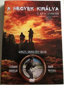 El Rey de la Montaña DVD 2007 A Hegyek királya (King of the Mountain) / Directed by Gonzalo Lopez-Gallego / Starring: Leonardo Sbaraglia, Maria Valverde (5999881767223)