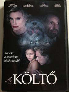 The Poet DVD 2007 A Költő / Directed by Damian Lee / Starring: Jonathan Scarfe, Nina Dobrev, Zachary Bennett, Daryl Hannah, Kim Coates (5999048922014)