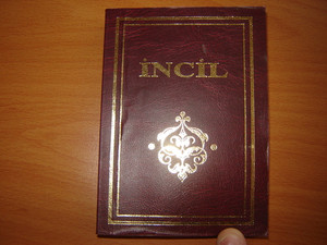 Turkish New Testament Bible
