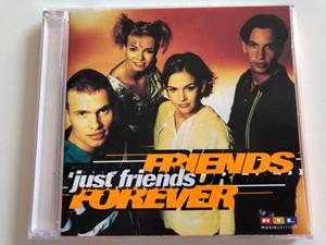 Just Friends - Friends Forever / Audio CD 1996 / Ultrapop CD 0097682ULT (4009880976821)
