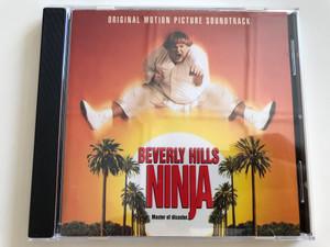 Beverly Hills Ninja - Master of Disaster / Original Motion Picture Soundtrack / Audio CD 1997 / EMI (724385520426)