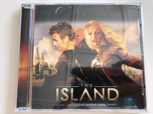 The Island - Music composed by Steve Jablonsky / Audio CD 2005 / Motion picture soundtrack (3259130172416)