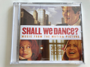 Shall we Dance? - Music from the Motion Picture / Audio CD 2004 / Soundtrack produced by Randy Spendlove (602498639535)