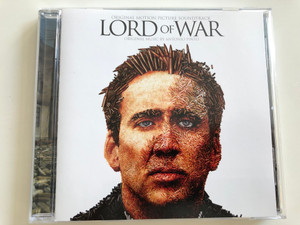 Lord of War - Original motion picture soundtrack / Original music by Antonio Pinto / Audio CD 2005 / 0167962ERE (4029758679623)