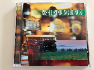 Irish dirnking songs / Pat Woods, Tara Folk, Blackthorn, Connie Foley / Audio CD 1999 / Elap (5706238311110)