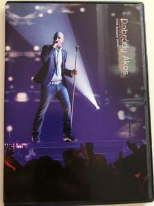 Dobrády Ákos - Közelebb egymáshoz DVD 2010 / Directed by Veres Zsolt / 2009 Live Concert Recording / SMR 2010 / MusicDome (5999884543022)