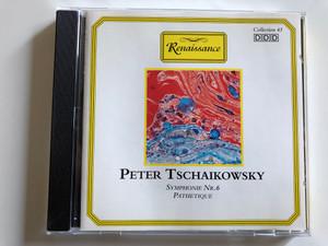 Renaissance / Peter Tschaikowsky - Symphonie Nr.6 Pathetique / GEMA Audio CD / 471 013-2