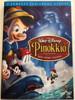 Pinocchio - Platinum edition DVD 1940 Pinokkió Jubileumi kiadás / 2 DVD edition / Directed by Ben Sharpsteen, Hamilton Luske / Starring: Cliff Edwards, Dickie Jones, Christian Rub, Mel Blanc (5996255728903)