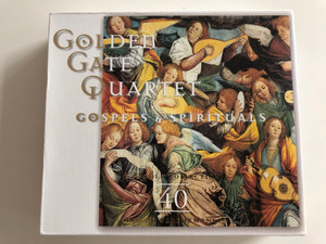 Golden Gate Quartet - Gospels & Spirituals / The Gold Collection 40 / R2CD 70-07 / Audio CD SET (076119700728)