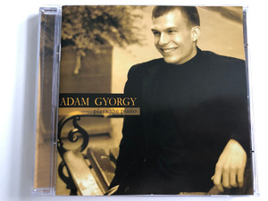 Ádám György ‎– Plays The Piano / Audio CD