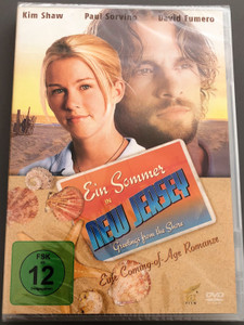 Greetings from the Shore DVD 2010 Ein Sommer in New Jersey / Directed by Greg Chwerchak / Starring: Kim Shaw, Paul Sorvino, David Fumero (9120027345487)