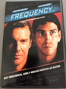 Frequency DVD 2000 / Directed by Gregory Hoblit / Starring: Dennis Quaid, Jim Caviezel, (5999075602682)