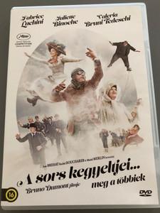 Ma loute (Slack Bay) DVD 2016 A sors kegyeltjei ... meg a többiek / Directed by Bruno Dumont / Starring: Fabrice Luchini, Juliette Binoche, Valeria Bruni Tedeschi (5999546338232)