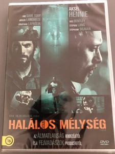 Pioneer DVD 2013 Halálos mélység / Directed by Erik Skjoldbjarg / Starring: Aksel Hennie, Wes Bentley, Jonathan LaPaglia, Stephen Lang (5999546336788)