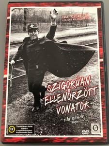 Ostre Sledovane Vlaky DVD 1966 Szigorúan ellenőrzött vonatok / Directed by Jirí Menzel / Starring: Václav Neckár, Jitka Bendová, Vladimir Valenta (5998285750039)