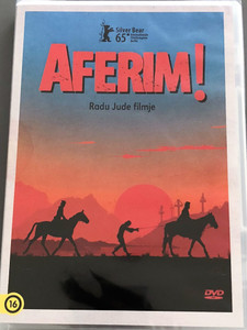 Aferim! DVD 2015 Bravo! / Directed by Radu Jude / Starring: Victor Rebengiuc, Luminița Gheorghiu / Romanian drama film (5999546337686)