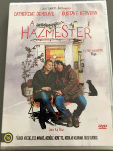Dans la cour DVD 2014 Házmester (In the Courtyard) / Directed by Pierre Salvadori / Starring: Catherine Deneuve, Gustave Kervern / French Comedy - Drama (5999546336634)