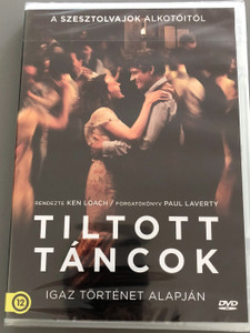 Jimmy's Hall DVD 2014 Tiltott Táncok / Directed by Ken Loach / Story by Paul Laverty / Starring: Barry Ward, Simone Kirby, Jim Norton (5999546337174)