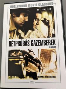 The Seven-ups DVD 1973 Hétpróbás gazemberek / Directed by Philip D' Antoni / Starring: Roy Scheider, Tony Lo Bianco, Larry Haines, Richard Lynch (5999546334753)