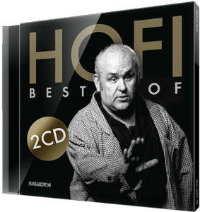 Best of Hofi Collector's Audio CD set 2019 / Hofi Geza the most popular Hungarian parodist / Gyártó: Hungaroton HCD14377-78 (5991811437725