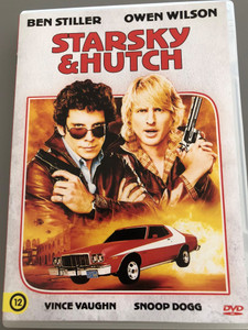 Starsky & Hutch DVD 2004 / Directed by Todd Philips / Starring: Ben Stiller, Owen Wilson (5999546337235)