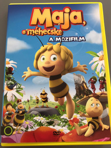 Maya The Bee - The Movie DVD 2014 Maja, a méhecske / Directed by Alexs Stadermann / Starring: Coco Jack Gillies, Noah Taylor, Kodi Smit-McPhee, Richard Roxburgh (5999883850824)