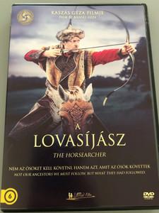 The Horsearcher DVD A Lovásíjász / Directed by Kaszás Géza / Not our Ancestros we must follow, but waht they had followed / Hungarian Documentary (5999543391322)