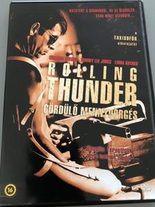 Rolling Thunder DVD 1977 Gördülő Mennydörgés / Directed by John Flynn / Starring: William Devane, Tommy Lee Jones, Linda Haynes (5999546335408)