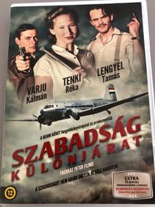Szabadság Különjárat DVD 2013 / Directed by Fazakas Péter / Starring: Varju Kálmán, Lengyel Tamás, Tenki Réka (5999546336474)