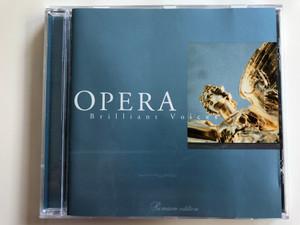 Opera - Brilliant Voices / Music Express Audio CD / MEC 526