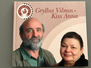 Gryllus Vilmos, Kiss Anna / Hangzó Helikon / Megzenésített versek (Könyv + CD) / Hungarian poems by Anna Kiss / With Audio CD (9632270746)