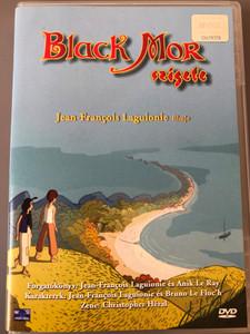 L'ile de Black Mór DVD 2004 (Black Mor's Island) Black Mor szigete / Directed by Jean-Francois Laguionie / Voices: Frédéric Cerdal, Jean-Francois Derec, Jean-Paul Roussillon (5996357342397)