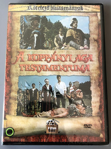 A Koppányi aga testamentuma DVD 1968 The Testament of Aga Koppanyi / Directed by Éva Zsurzs / Starring: Ferenc Bessenyei, Klári Tolnay, Péter Benkő / Hungarian film (5999542819902)