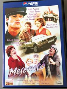 Meseautó DVD 2000 Dream car / Directed by Petényi Katalin, Kabay Barna / Starring: Bajor Imre, Kern András, Stohl András, Ónodi Eszter / Hungarian remake of the 1934 classic (meseauto2000dvd)