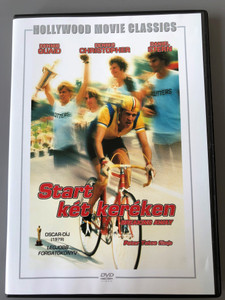 Breaking Away DVD Start két keréken / Directed by Peter Yates / Starring: Dennis Christopher, Dennis Quaid, Daniel Stern (5999546334104)