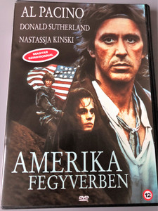 Revolution DVD Amerika Fegyverben / Directed by: Hugh Hudson / Starring: Al Pacino, Donald Sutherland, Nastassja Kinski (5999881068429)
