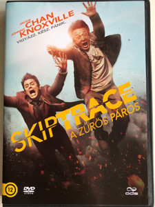 Skiptrace DVD 2016 A zűrös páros / Directed by Renny Harlin / Starring: Jackie Chan, Johhny Knoxville (5996471002702)