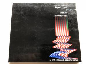 Presser Gábor-Adamis Anna – Képzelt Riport 1998 Amerikai Popfesztiválról / Az 1973. evi bemutato 25-ik evfordulojara / BMG Ariola Hungary Audio CD 1998 / 74321584382